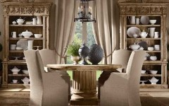 Gorgeous Luxury Vintage Inspired Dining Table Design