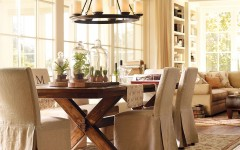 Magnificent Dinning Room Costly Vintage Inspired Interior Design